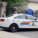 Armed Intruder Arrested Near PM's Ottawa