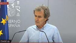 Fernando Simón admite que hay algo que le llama la atención en los casos de