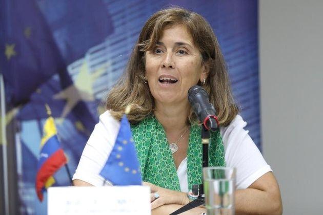 Isabel Brilhante Pedrosa, embajadora de la