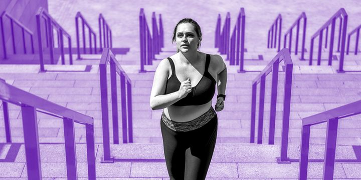 How you view the gym or fitness can affect your overall mental health.