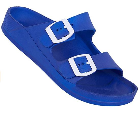10 Double Buckle Slide Sandals You Can Get For Under