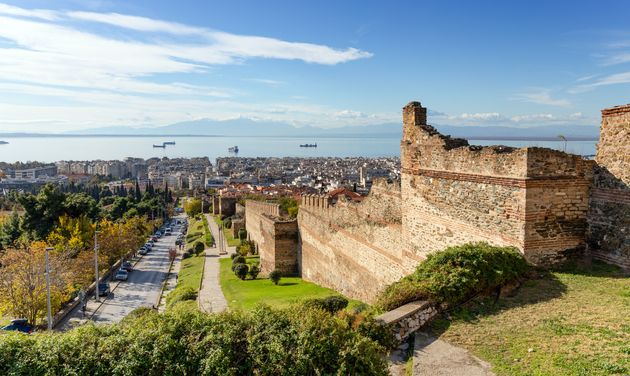 Thessaloniki, also known as Thessalonica, is the second-largest city in Greece, with over 1 million inhabitants...