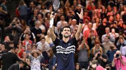 Novak Djokovic n'est plus positif au