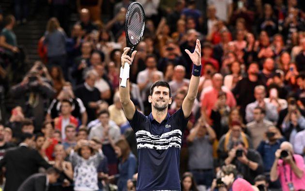 Novak Djokovic n'est plus positif au coronavirus ce jeudi 2