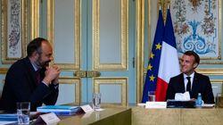 Macron promet une nouvelle équipe au gouvernement, sans trancher le cas
