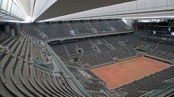 Jusqu'à 20.000 spectateurs par jour à Roland-Garros, billets en vente la semaine
