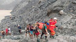 Landslide At Myanmar Mine Kills At Least 162