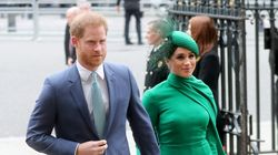 Meghan Markle, Prince Harry Sue Over Drone Photos Of Son
