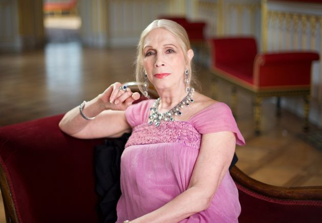 Lady Colin Campbell, here on a Fox special on Meghan Markle,