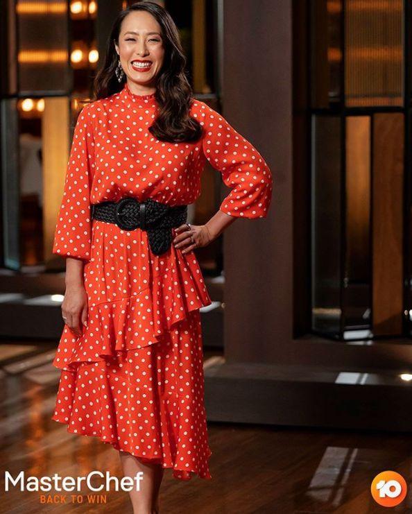 'MasterChef Australia: Back To Win' judge Melissa