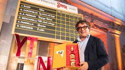 Sandro Veronesi fa il bis al Premio Strega.