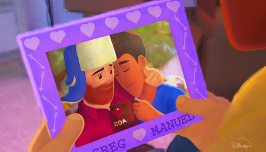 """ディズニー史上初、LGBTQが""""主人公""""のアニメ『Out』がもたらしたもの。そこに見えた刷新と覚悟【考察】"""