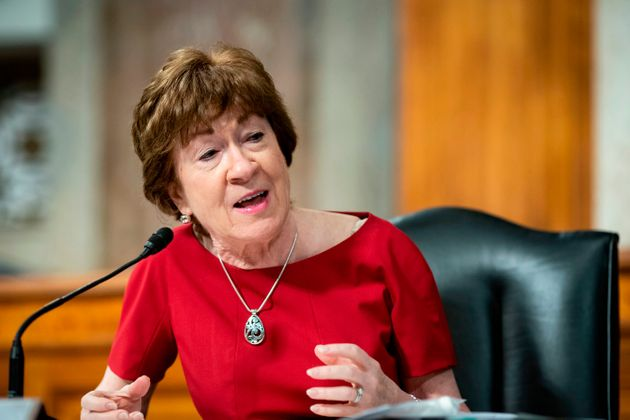GOP Sen. Susan Collins of Maine could be facing a massive financial hole in her bid for