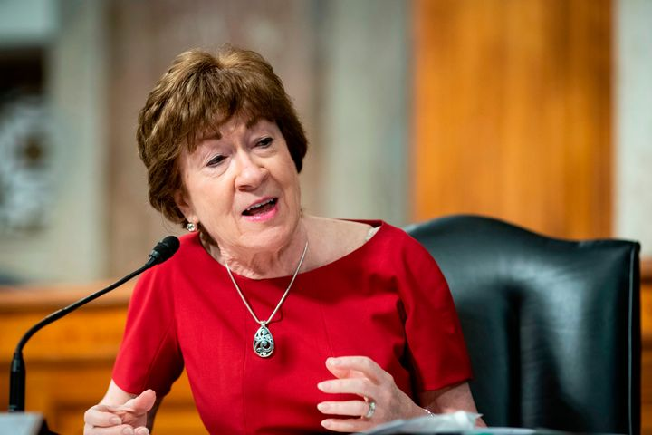 GOP Sen. Susan Collins of Maine could be facing a massive financial hole in her bid for reelection.