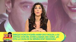 'Sálvame' llora la muerte del marido de Paz Padilla: