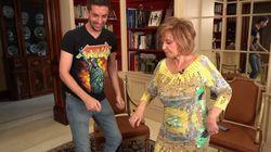 María Teresa Campos invita a Broncano a su programa en YouTube para hablar de