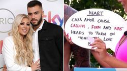 Love Island's Finley Tapp Reveals He Confronted Producers Over Infamous Headline
