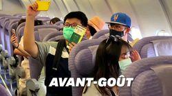 Cet aéroport de Taïwan propose des faux voyages aux touristes