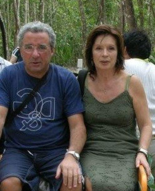 Italo Giuliani e Fiorella