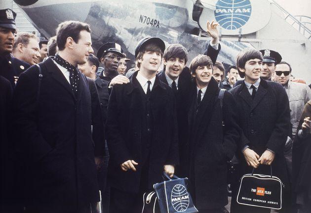 Οι Beatles ετοιμάζονται να...
