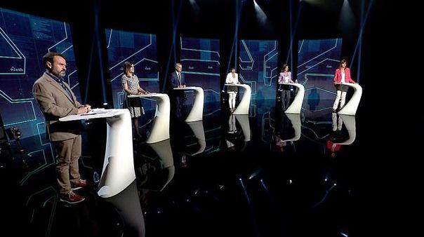 Debate electoral en