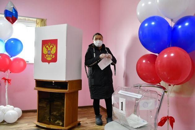 H μόνη από τις 85 περιφέρειες στη Ρωσία που είπε