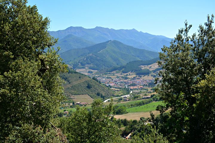 El valle del Liébana