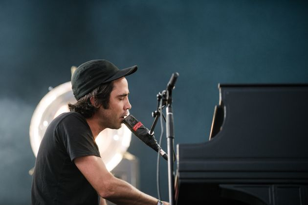 Patrick Watson performs live on Day Two of the Osheaga Music and Arts Festival on August 1, 2015 in Montreal,...