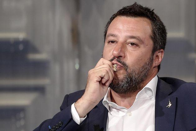 Salvini ANSA/RICCARDO