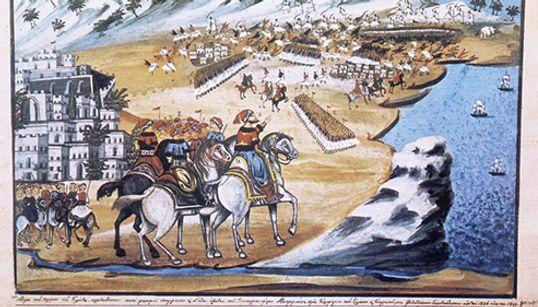 Η συγκλονιστική Μάχη του Πέτα, η σφαγή των φιλελλήνων και ο Γερμανός ήρωας Κάρολος