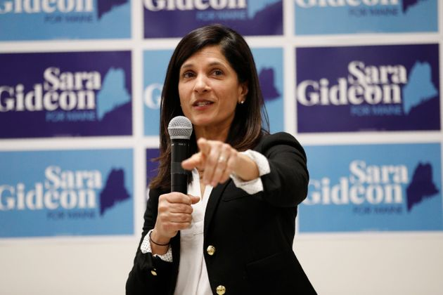 Maine House Speaker Sara Gideon, the leading Democratic candidate to challenge Collins in November, has...