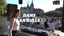 En Belgique, un festival profite des gestes barrières pour se