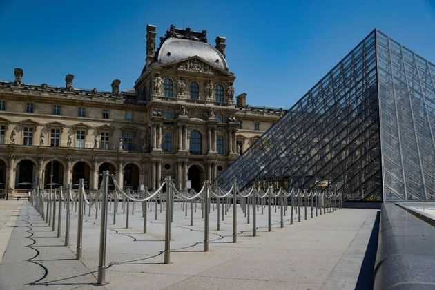 Le Louvre rouvre 70% du musée ce lundi 6