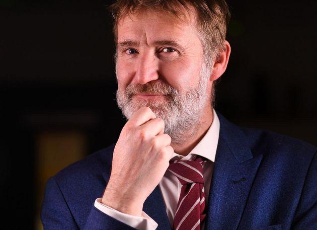 Brian Walton, headteacher at Brookside Academy in