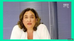 Ada Colau explica por qué le mandó ese Whatsapp a Jorge Javier: