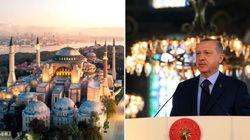 La contesa di Erdoğan su Santa Sofia, per l'Islam e per il