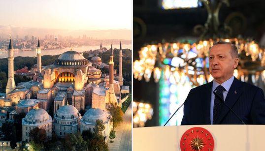 LA CONTESA DI ERDOGAN SU HAGIA SOPHIA - Per l'Islam e per il Sultanato (di G.