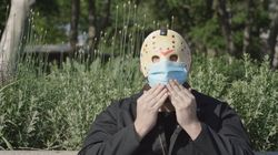 Mesures sanitaires: Jason Voorhees donne l'exemple en portant un masque par-dessus son
