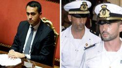 L'esultanza di Di Maio sul caso Marò non fa onore