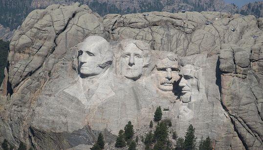 Pourquoi le Mont Rushmore n'est pas le lieu idéal pour un nouveau meeting de