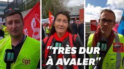 La colère des salariés d'Air France après l'annonce de 7580 suppressions de