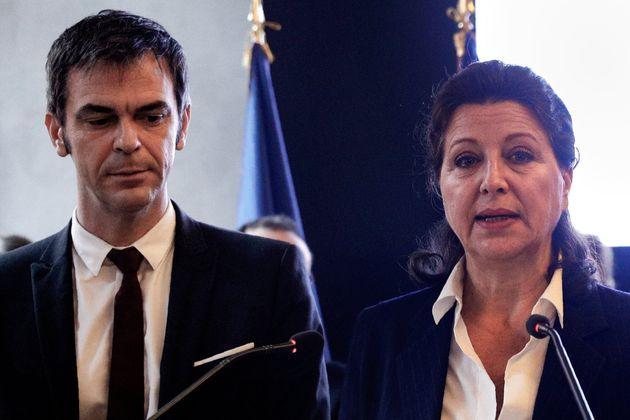 Olivier Véran et Agnès