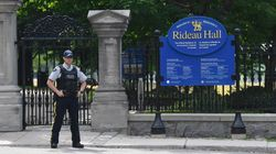 Military Member Faces Charges After Ramming Through Rideau Hall