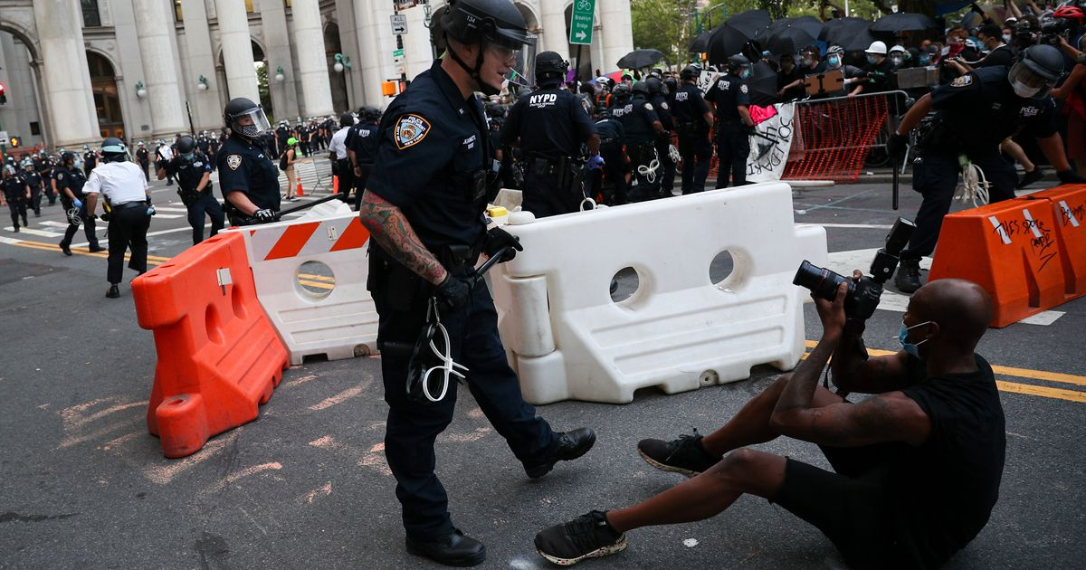 Protests Against Racism, Police Brutality To Continue Through July 4th Weekend
