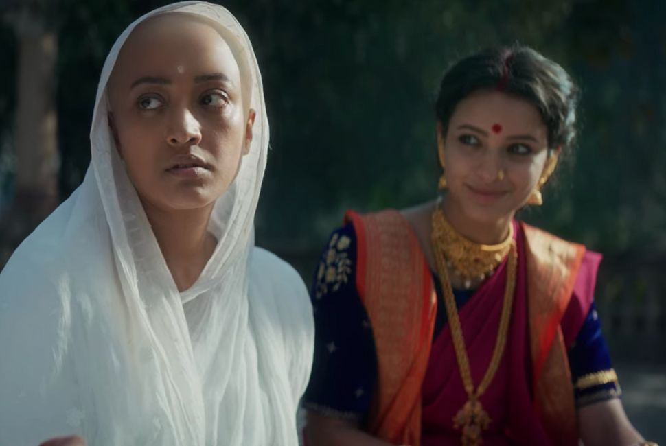Paoli Dam and Tripti Dimri in Bulbbul.