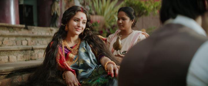 Tripti Dimri as Bulbbul in Anvita Dutt's Netflix horror, Bulbbul