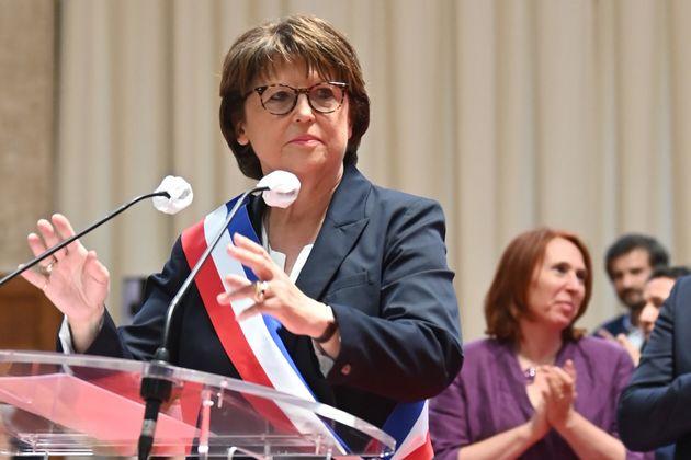 Martine Aubry a été réélue maire de Lille ce