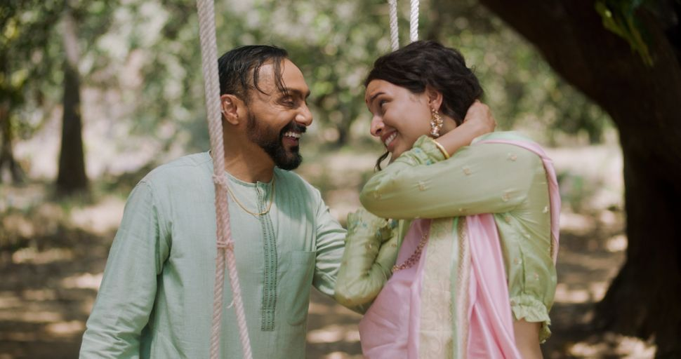 Rahul Bose and Tripti Dimri in 'Bulbbul'