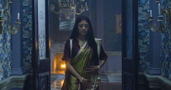 Paoli Dam as Binodini in Netflix's 'Bulbbul'