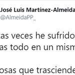 La emoción de Martínez-Almeida ante esta imagen: